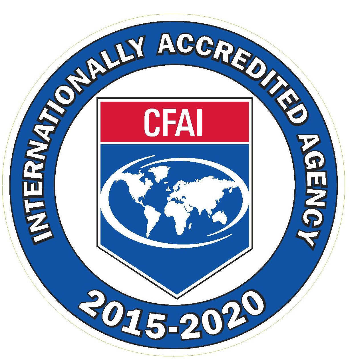 Internationally Accredited Agency 2015 to 2020