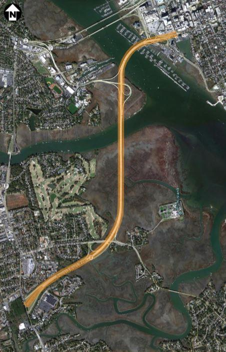 James Island Connector Study Area Opens in new window