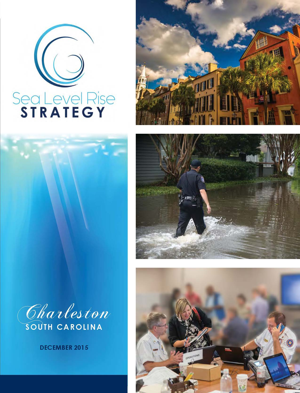 2015 Sea Level Rise Strategy Cover