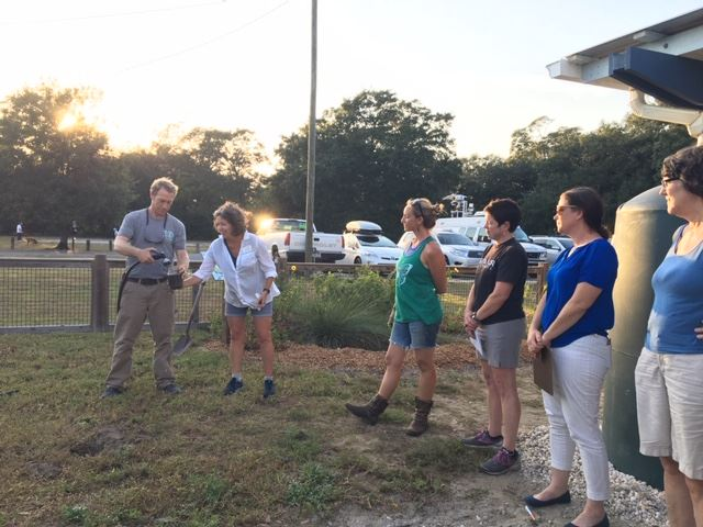 Rain Garden Demonstration Workshop
