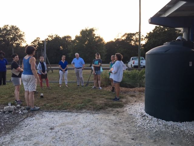 Rain Garden Demonstration Workshop 3