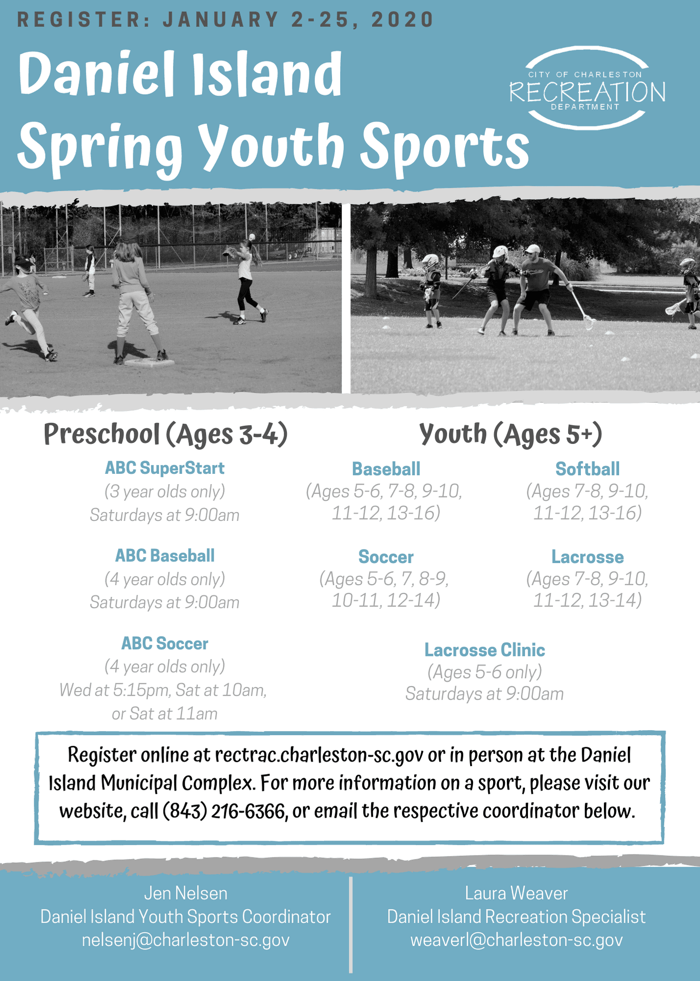 2020 DI Spring Youth Sports