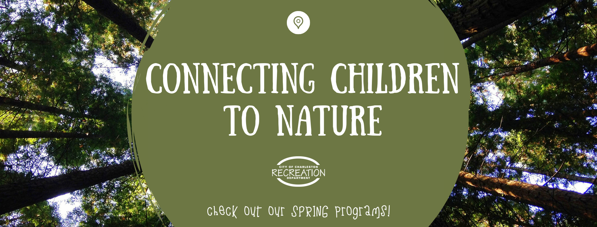 connecting children to nature FB cover