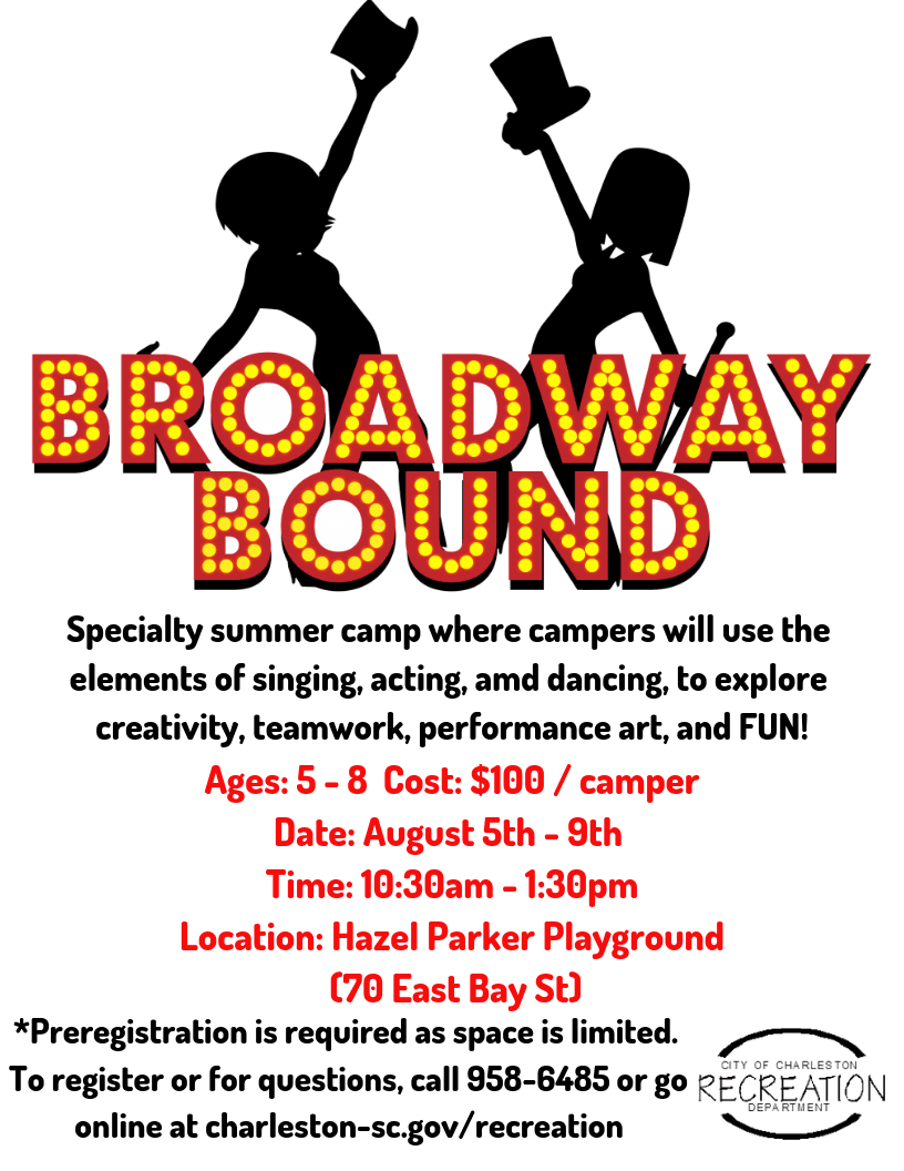 Broadway bound summer camp