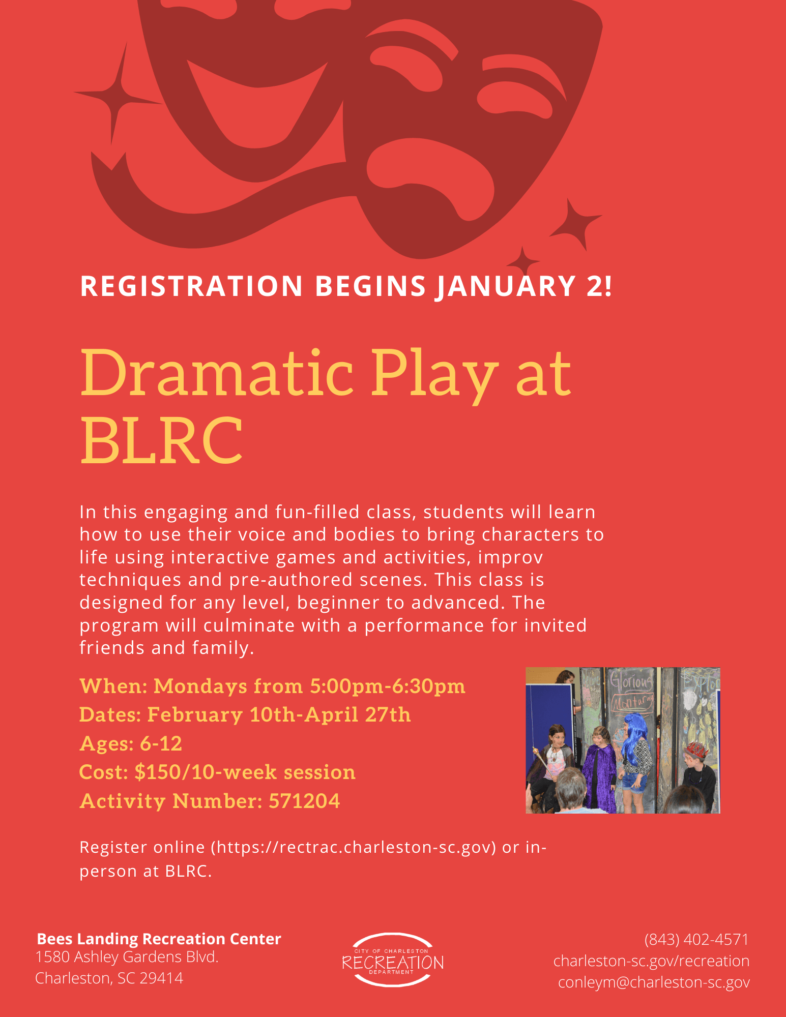 Dramatic Play at BLRC Opens in new window