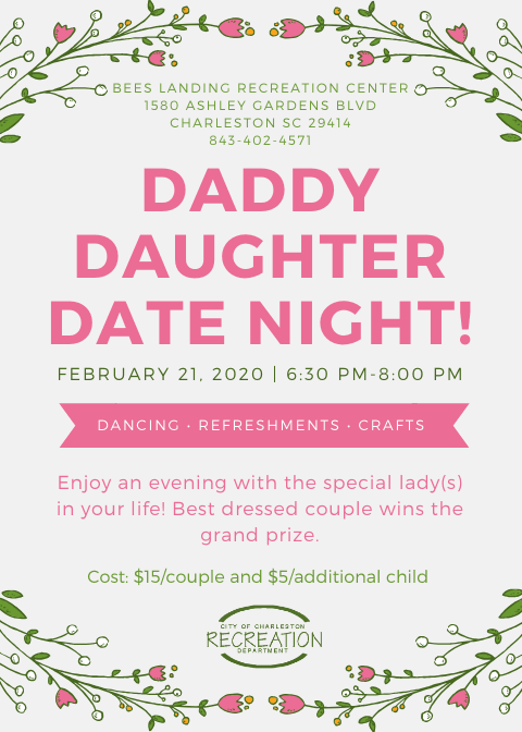 BLRC Daddy Daughter Date Night Opens in new window