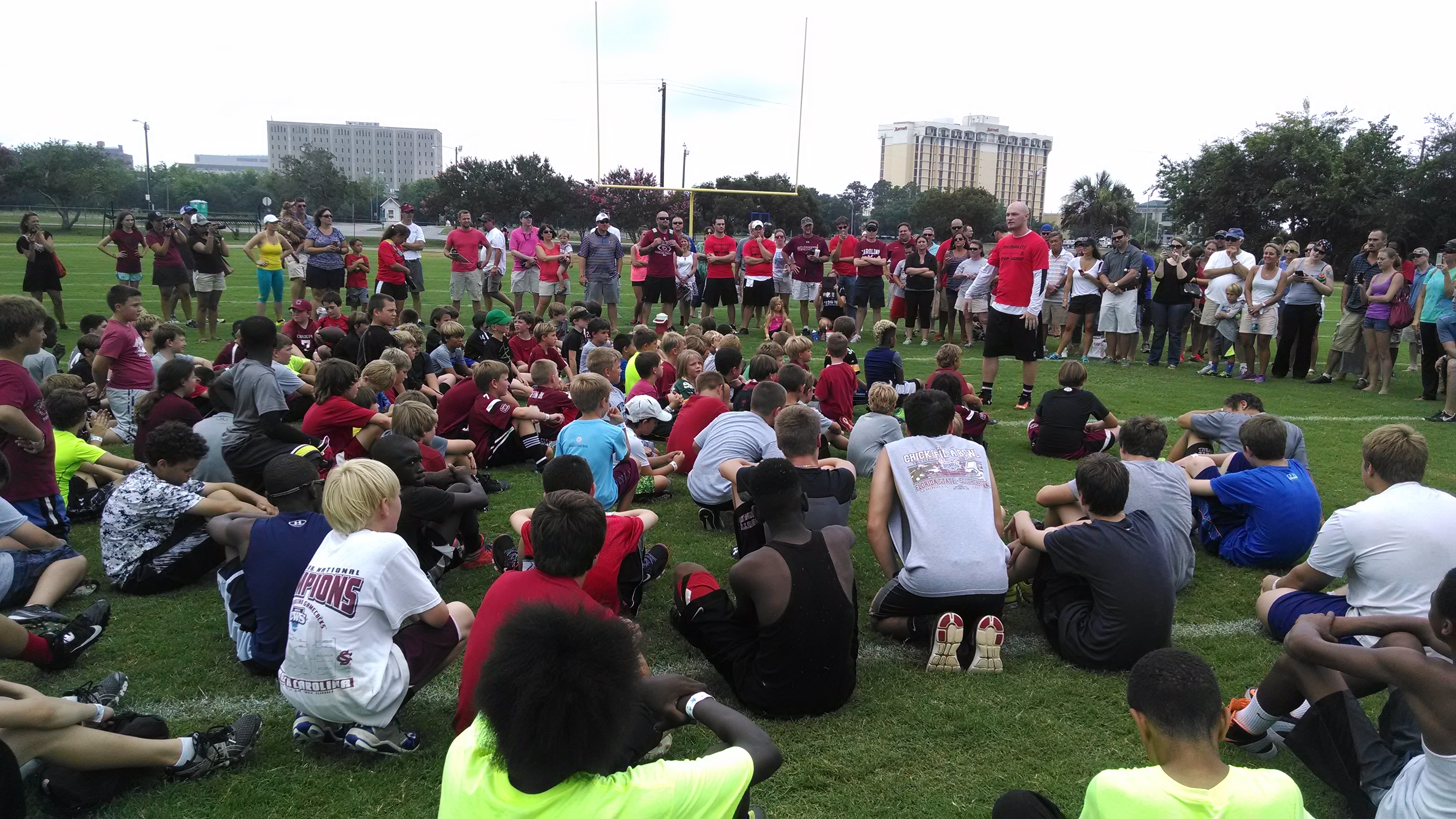 Connor Shaw Football Camp (9)