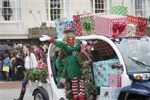 Holiday Parade Picture