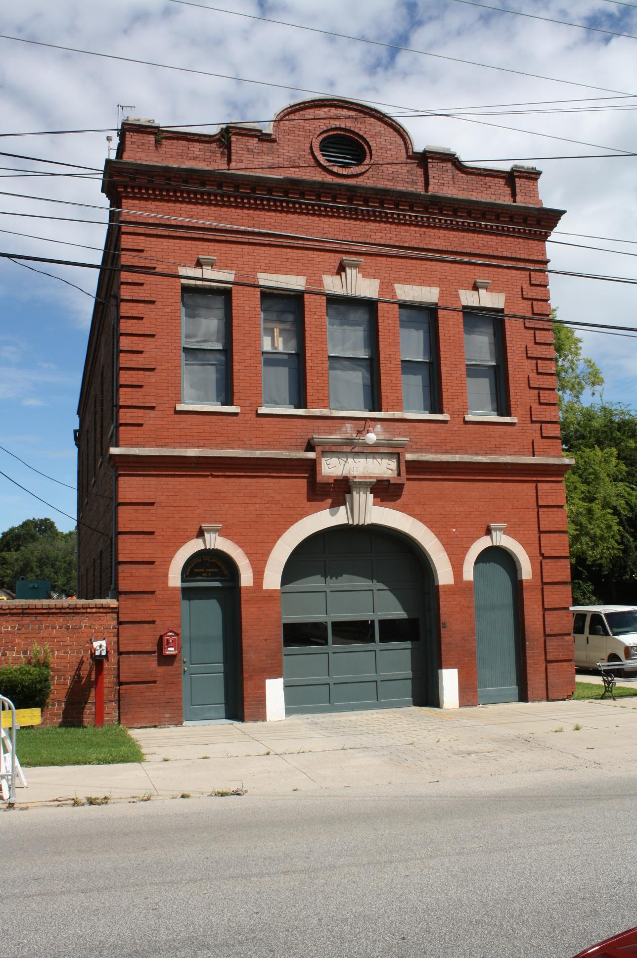 Charleston Sc Official Website Station 8