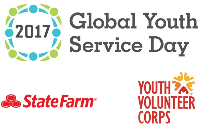 a report from global youth and service day Flint's freeman elementary school students joined thousands of young people in  celebrating global youth service day by giving back to their.