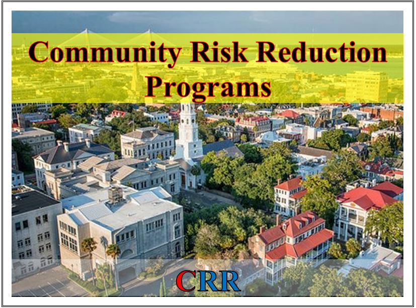 Community Risk Reduction Programs