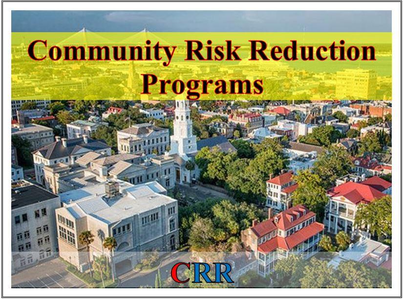 Community Risk Reduction Programs