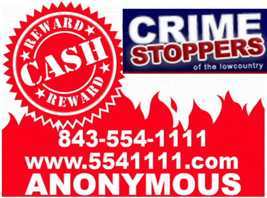 Crime Stoppers of the Low Country Tip Form