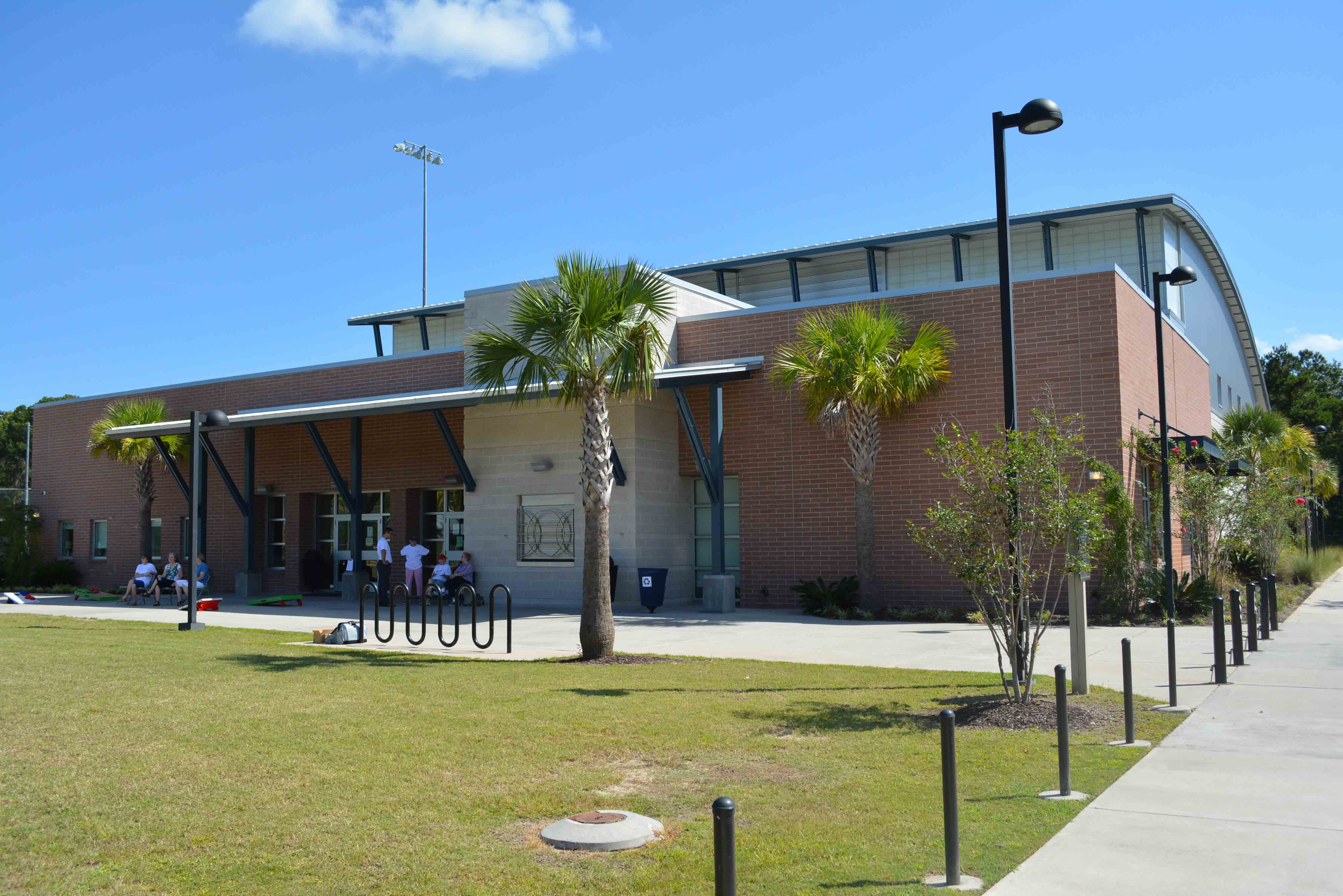 James Island Recreation Complex Charleston Sc