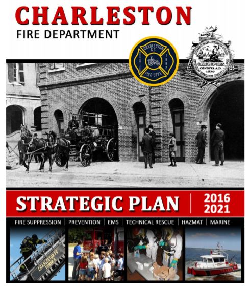 2016-2021 Strategic Plan Cover